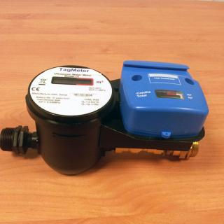 Ultrasonic Prepaid Meter